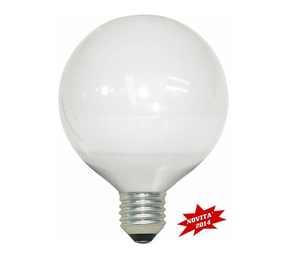 Lampada a led globo 11w e27 zappingstore for Lampade e27 a led