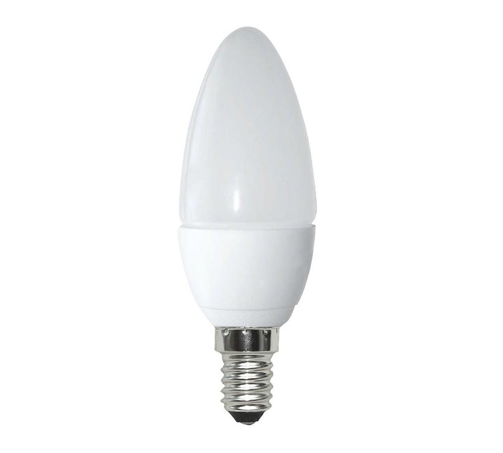 LAMPADINA A LED CANDELA 5W E14