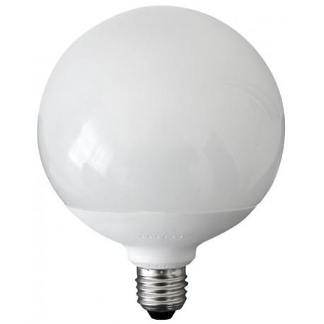 Lampada globo compatta e27 30w 2700k for Lampada globo