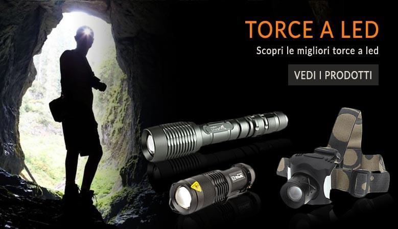 torce led