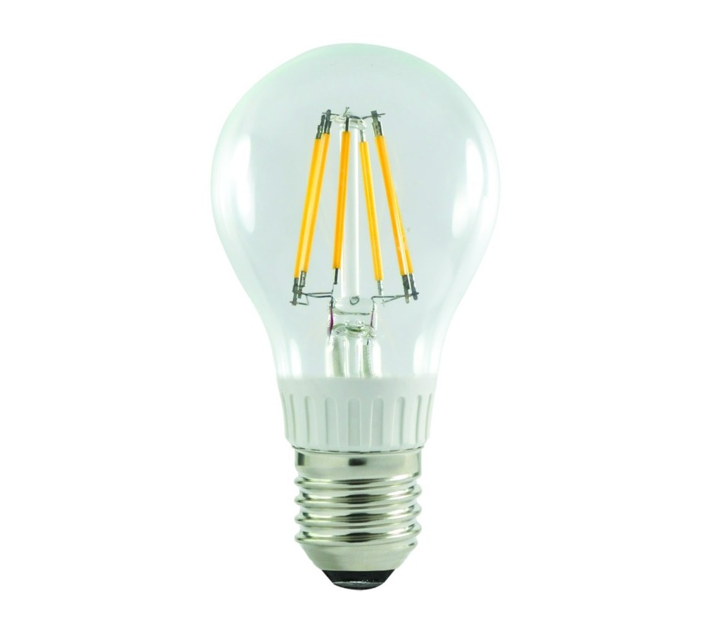 lampada a led filamento goccia 6w. Black Bedroom Furniture Sets. Home Design Ideas