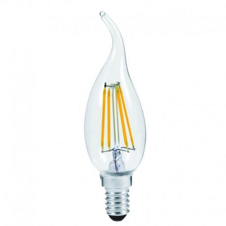 LAMPADA A LED FILAMENTO - WIND - 4W
