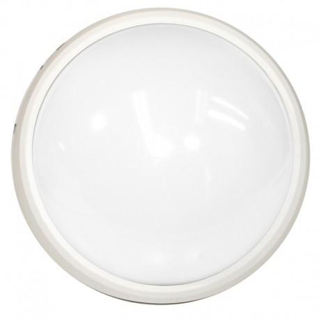 Plafoniera LED da esterno rotonda