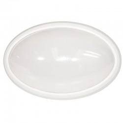 Plafoniera LED da esterno ovale