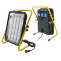 LAMPADA COMPATTA POWER JET-LIGHT PL 4x36W IP 54