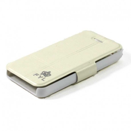 Cover per iPhone 5 in ecopelle
