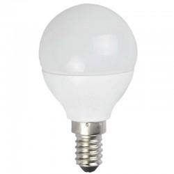 LAMPADINA A LED SFERA 5W E14