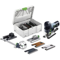 Seghetto alternativo CARVEX PS 420 EBQ Set Festool