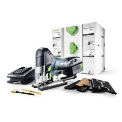 Seghetto alternativo CARVEX PSC 420 EB Li 18 Set Festool