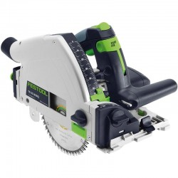 Festool TS 55 REBQ-Plus-Fs con binario