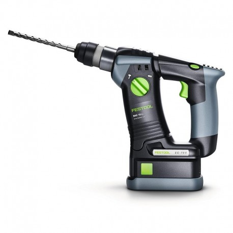 Martello perforatore a batteria BHC 18 Li 5,2 - Plus Festool