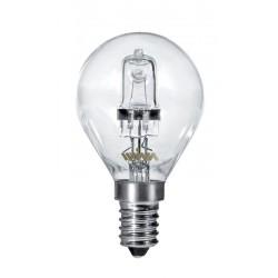LAMPADA ALOGENA SFERA E14 42W LUCE CALDA