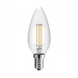 LAMPADINA LED FILAMENTO E14 4W OLIVA