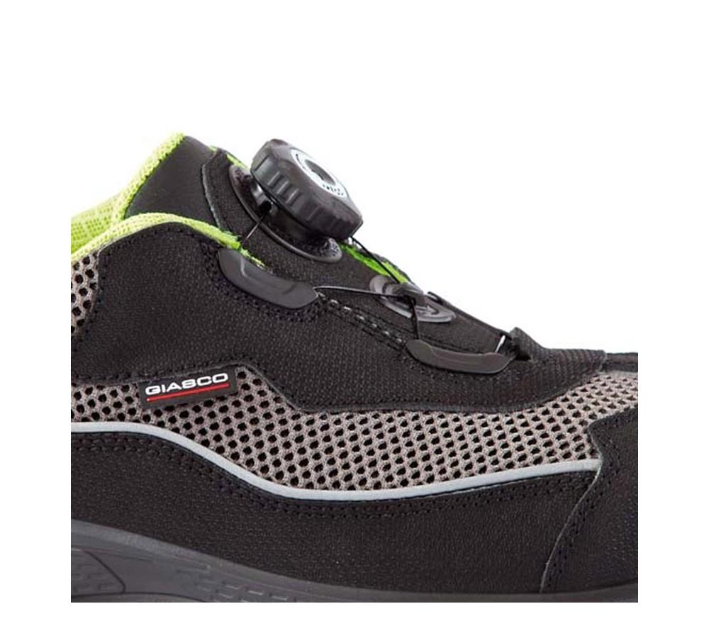 scarpe antinfortunistiche senza lacci base