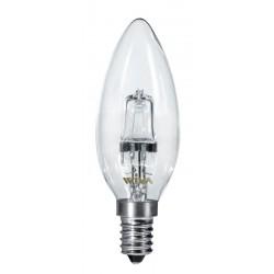 LAMPADA ALOGENA OLIVA E14 28W LUCE CALDA
