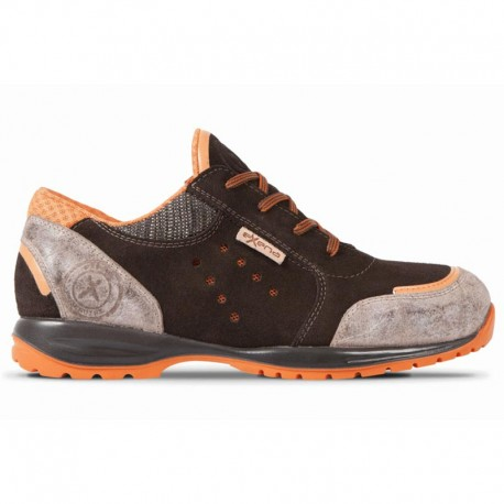 SCARPE ANTINFORTUNISTICHE S1P SRC ORANGE EXENA
